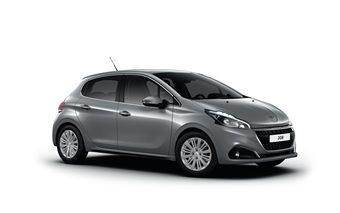 Peugeot 208 (or similar)