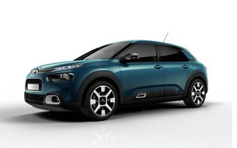 Citroen Cactus (or similar)