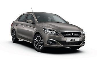 Peugeot 301 A/T (or similar)