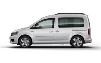 VW Caddy Long Body (or similar)