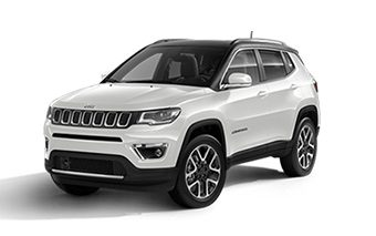 Jeep Compass Diesel 4x4 (or similar)