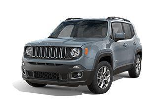 Jeep Renegate (or similar)
